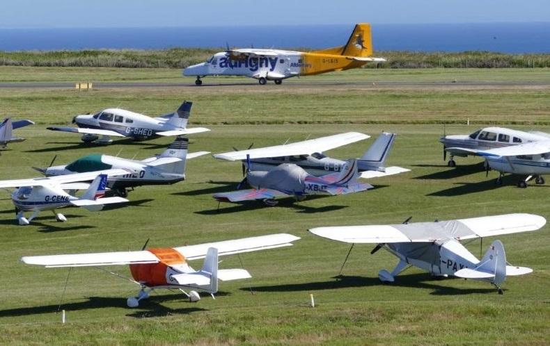 Alderney Fly-In & Irland 2020